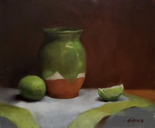 Limes and Jug