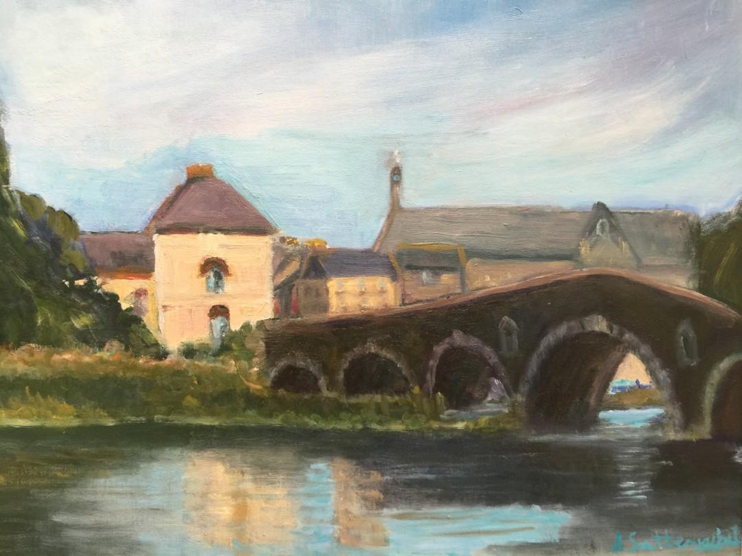 Seven Arch Bridge