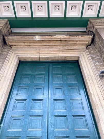 The door of the law