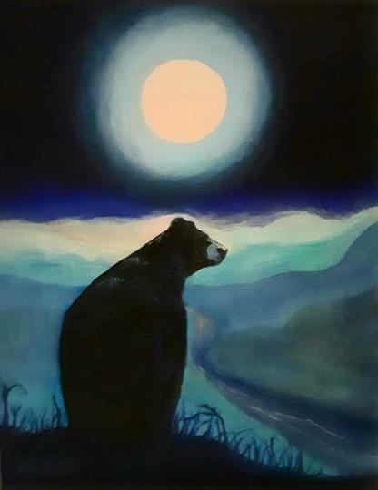 BLUE RIDGE BEAR