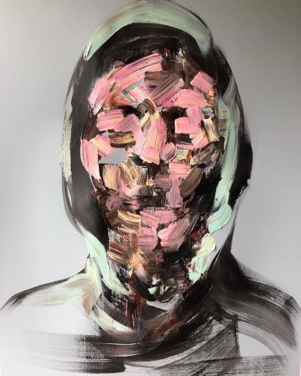 Mixed Skin Portrait