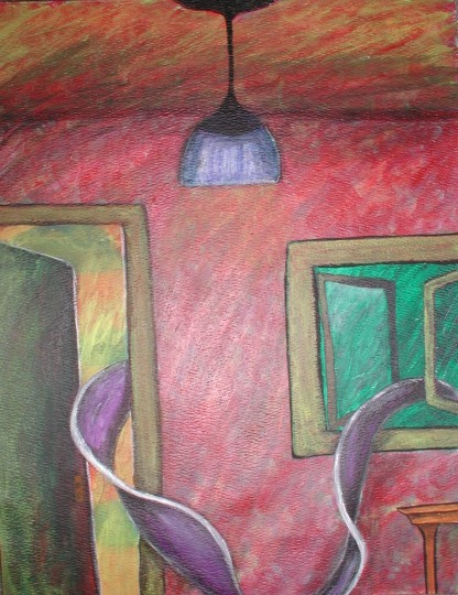 Interior with Wisp