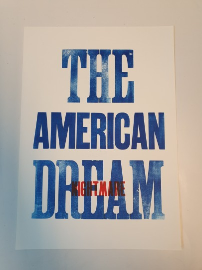The American dream/nightmare