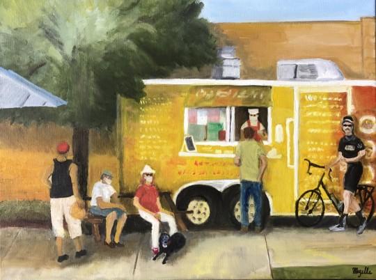 Neighborhood Food Truck