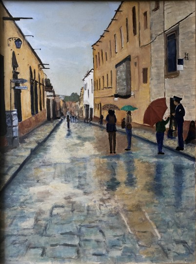 Rainy Day in San Miguel