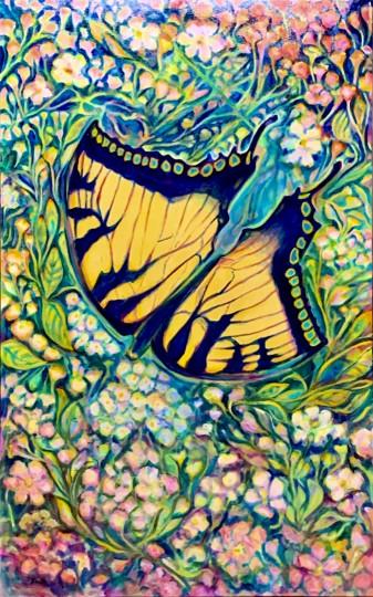Butterfly in Rapture