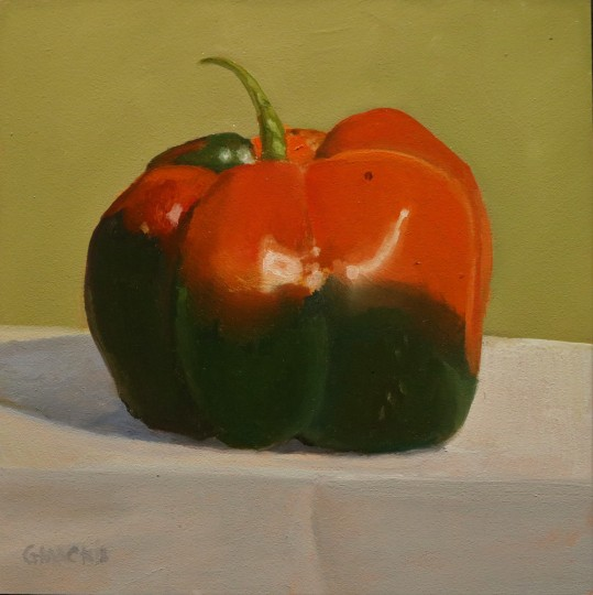 Red Green Pepper
