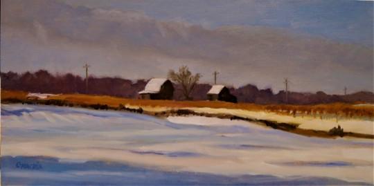 Winter Ochard