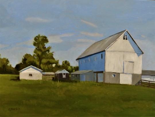 Hudson Road Barn