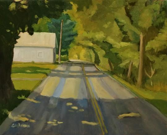 Hudson Road Shed