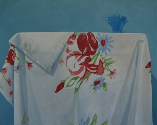 The St. Regis Tablecloth