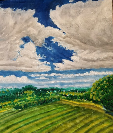 Sonoma Clouds