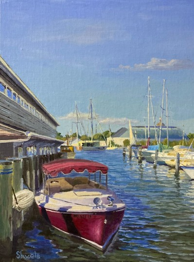 Water Taxi, Annapolis