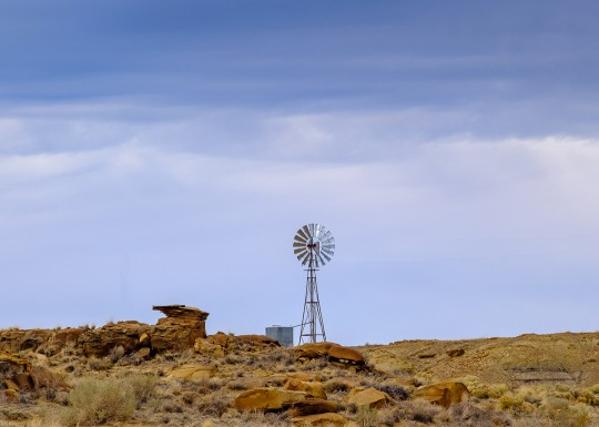 Windmills of the Southwest
