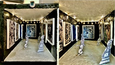 Meghartz Gallery Prototype(Sold)
