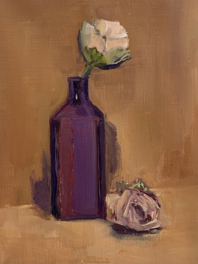 The Purple Vase