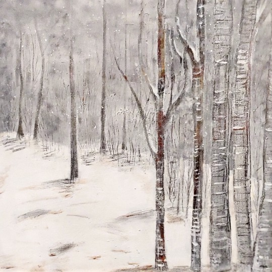 Winter Trees I