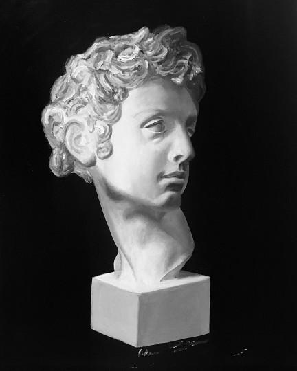Medici Bust