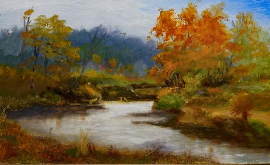 Muskie creek