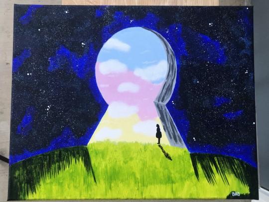 Peering Through Dreams