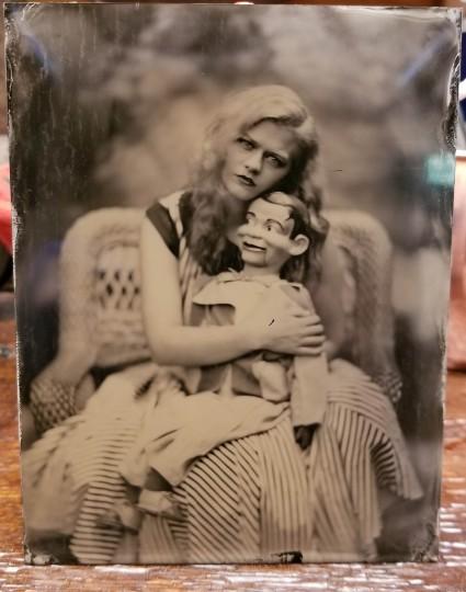 Tintype Portrait Series