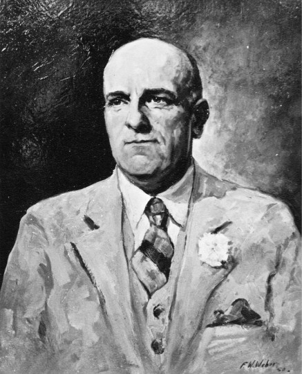 Theodore Franklin Bach, M.D., F.A.C.P. (1900-1962) Rheumatic-Disease Expert