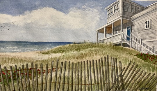 Beach House, Plum Island