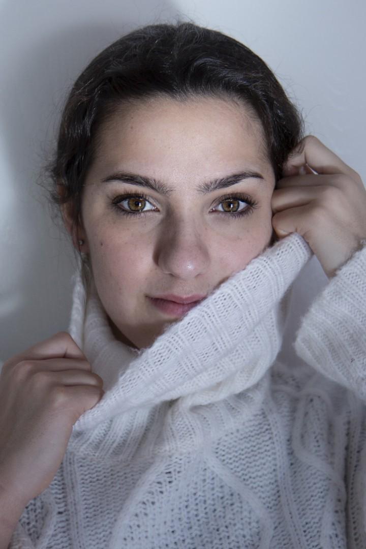 Masked (Part I) - artwork by Sophia Singer Singer:  Portraits, Photography Digital,