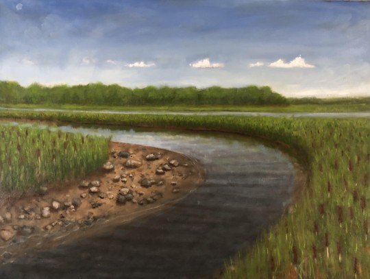In the Marshes