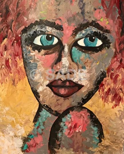 Unafraid (Jacqueline)