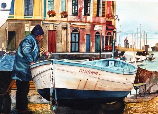 Portofino Boatman