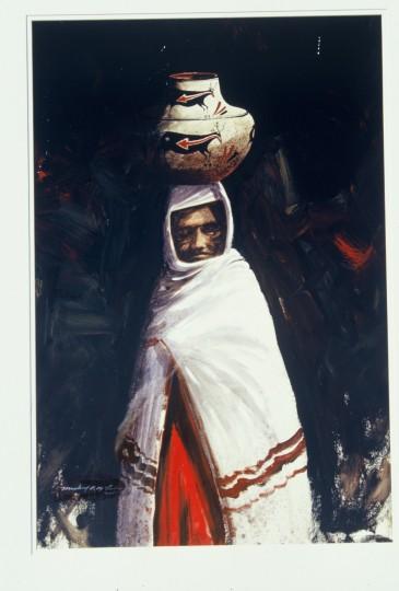 Pueblo Elder