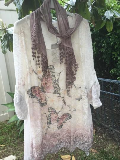 Original dresses by Moda Lucido made with naturalItalian fabrics
