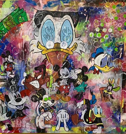 Disneyland Cartoons