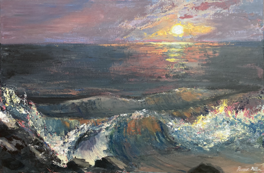 Vibrant Ocean