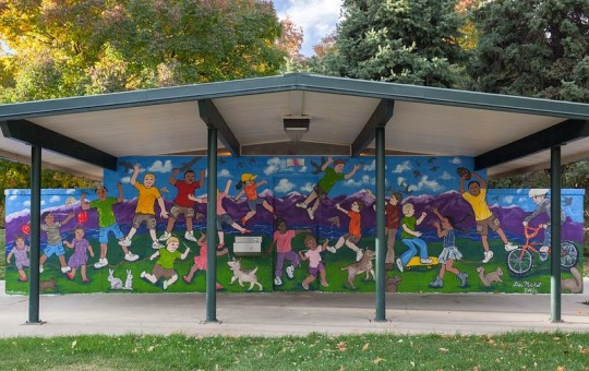 Bear Creek Mural