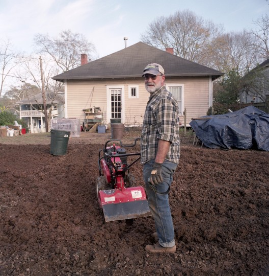 Stephen, Lenox Place Neighborhood; Decatur, Georgia 2021