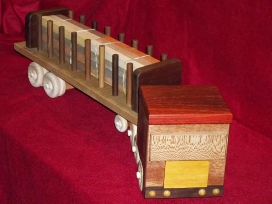 Lumber Semi