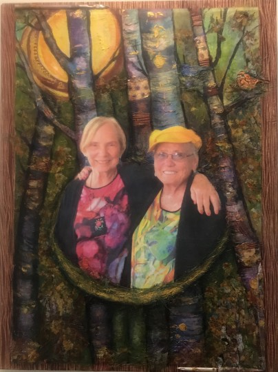 Margi & Donna