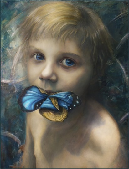 Butterfly Eater (Medical Trials of the Saints)