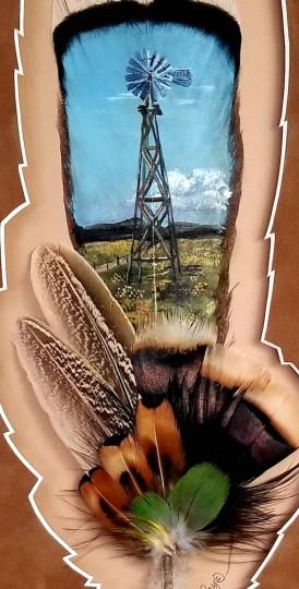 Dove Creek Windmill
