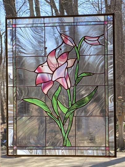 Daylily Panel
