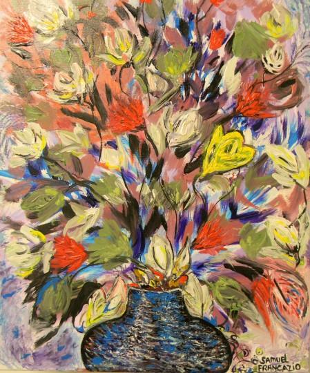Flowers of Expession V