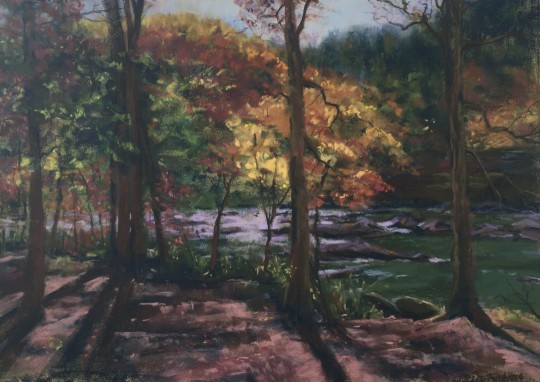 Autumn on the Gauley River
