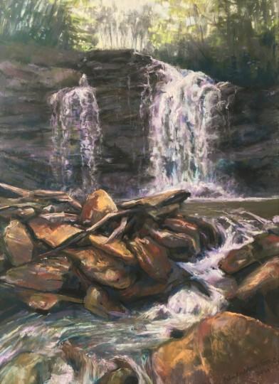 Falls at Hills Creek