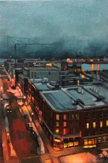 King Street Night View