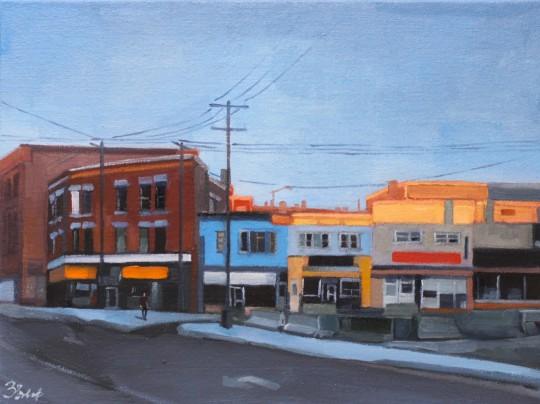 Union Street., Saint John