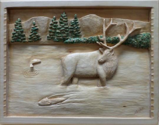 Elk & Beaver