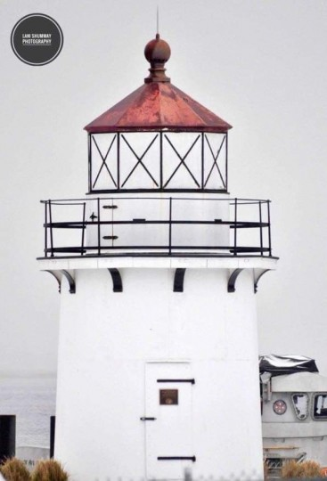 Newburyport Lighthouse: Coast Guard Station