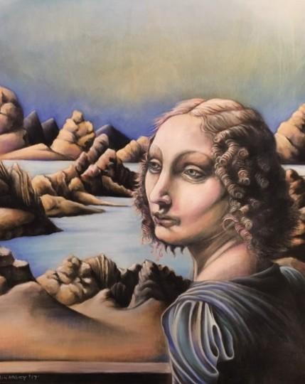 Da Vinci Girl